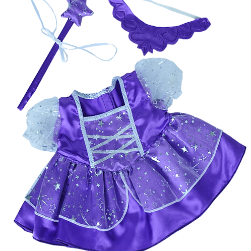 Purple Fairy Princess Outfit