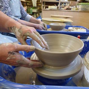 Potters Wheel Bowl
