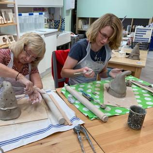 Gnome Clay Handbuilding