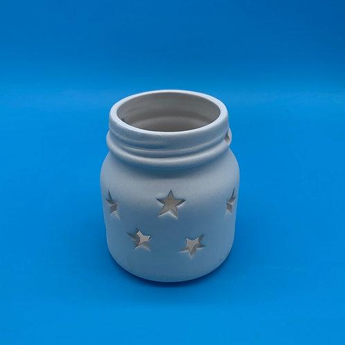 Small Star Jar Lantern