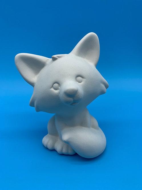 Fox Foam Clay Kit