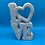 Thumbnail: Standing Love Word Plaque Foam Clay Kit
