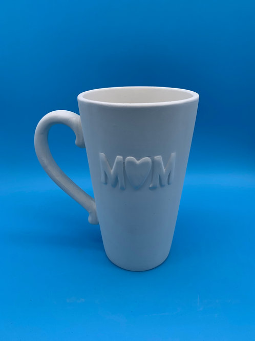 Tall Latte Mum Mug