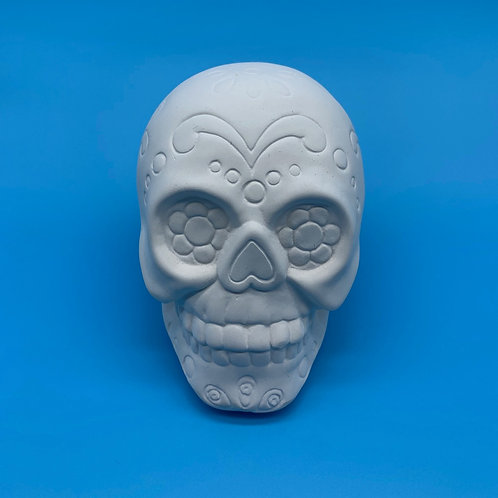Sugar Skull Foam Clay Kit