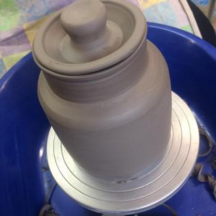 Potters Wheel Tall Pot.jpg