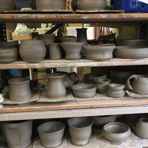 Handmade Pots