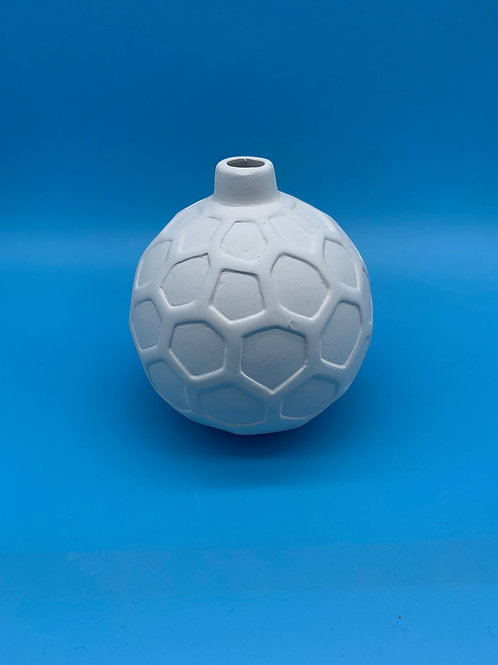 Hexagon Round Bauble