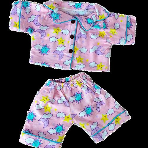 Sunny Days Pink PJ's