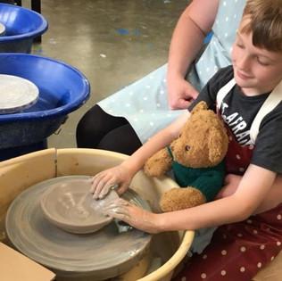 Children's Potter's wheel