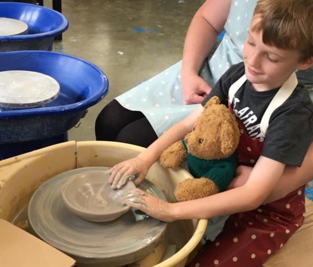 Childrens Potters Wheel