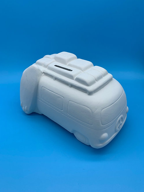 Surfer Campervan Money Bank