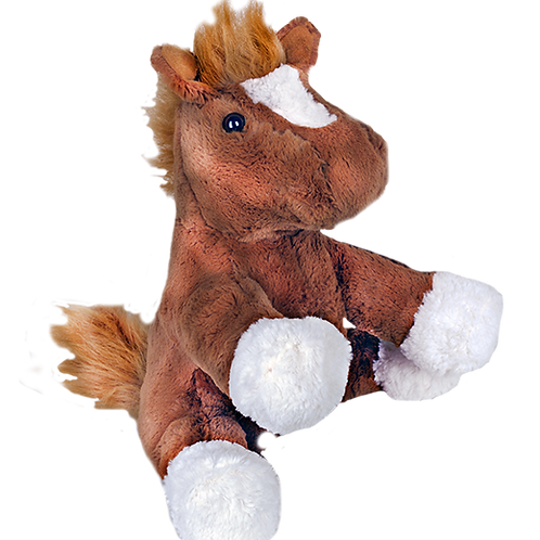 Chestnut the Horse 16""