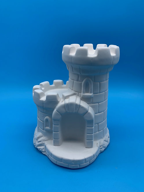 Castle Money Bank and Add-on