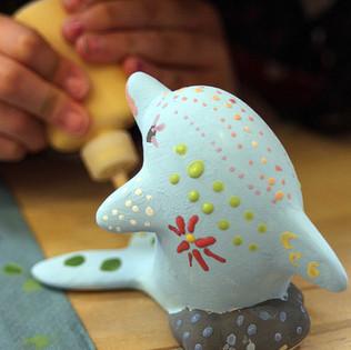Dolphin Bumpy Dots