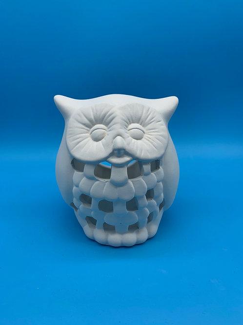 Small Owl Tealight