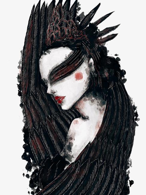 Nina Sawyers from Black Swan