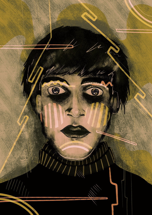 Cesare from Das Cabinet Des Dr Caligari