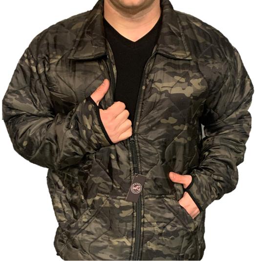 Type 1 Black Woobie Jacket