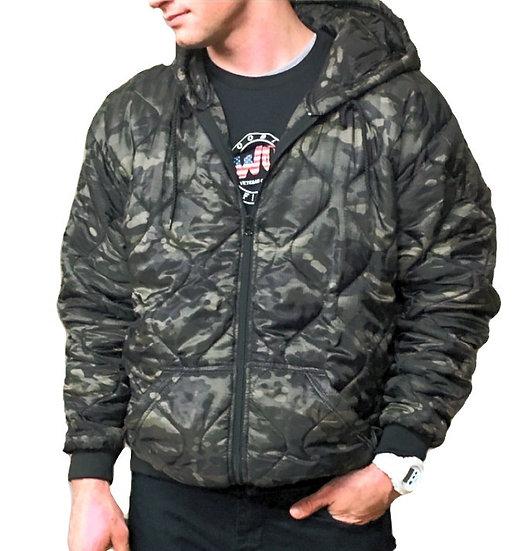 Type 1 Black Woobie Hoodie Zip/Pullover