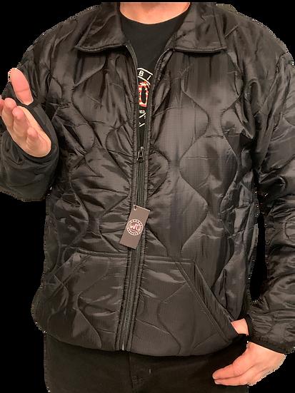 Black Woobie Jacket