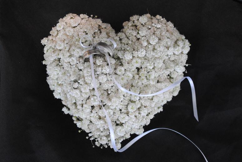 Ringkissen Blumenhaus Samstagern