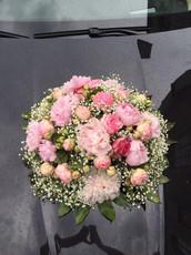 Auto Dekoration Hochzeit Blumenhaus
