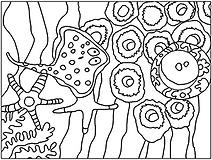 O1 a manta ray coloring page.png