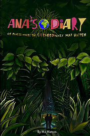 Ana's Diary of Places Where the Extraord
