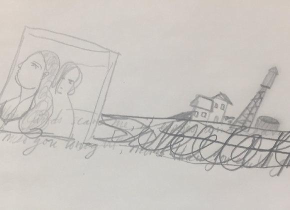 Farm Sketch