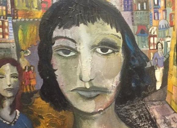 Untitled Woman