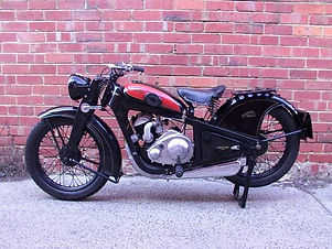 1934 Coventry Eagle