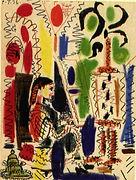 Pablo Picasso L'atelier De Cannes