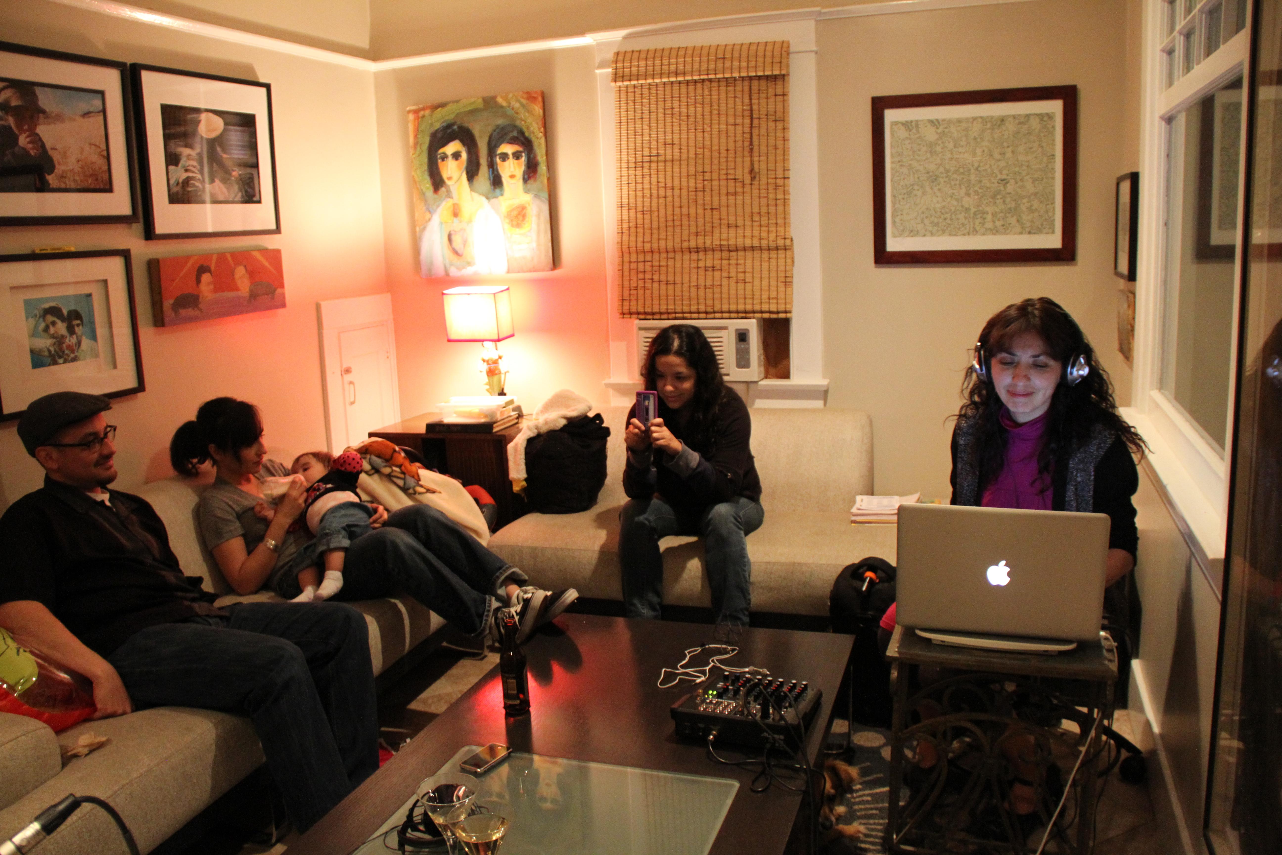 SolArt Radio Recording