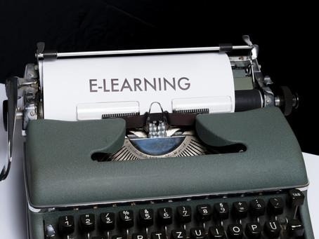 E-formation, e-learning