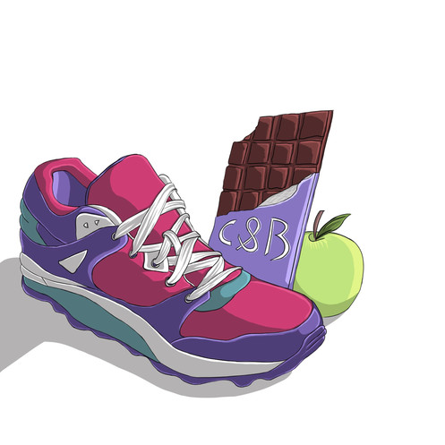 Chocolat et Basket