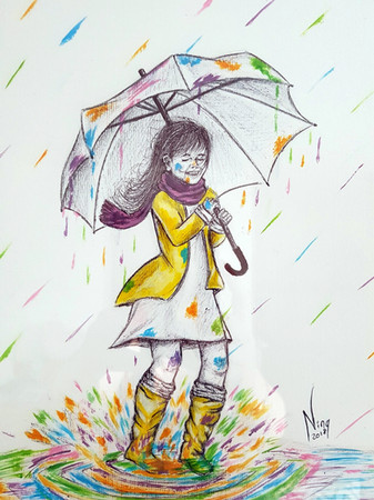 The Rain of Happiness