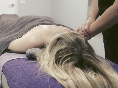 Massage benefits for Spinal Cord Injury