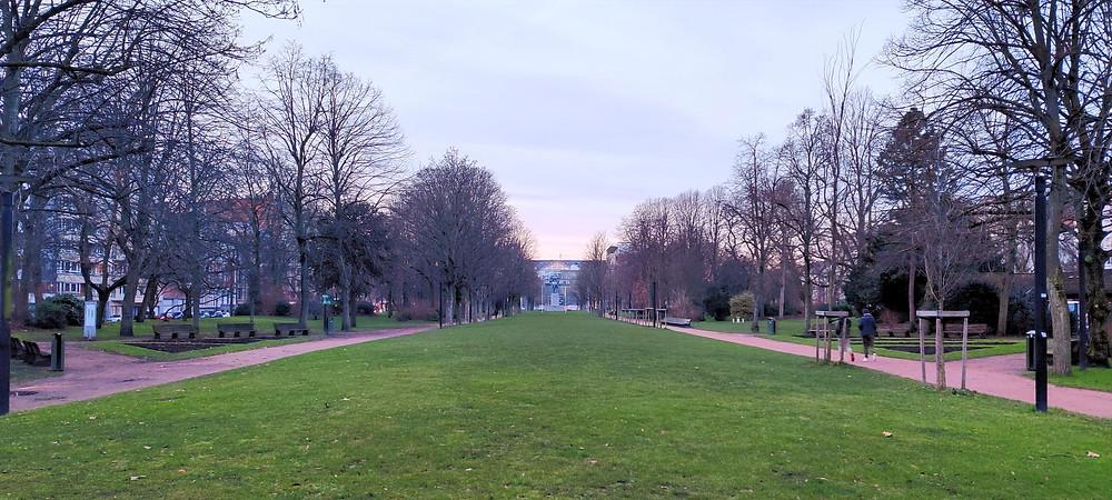 Zuidpark, Koning Albertpark