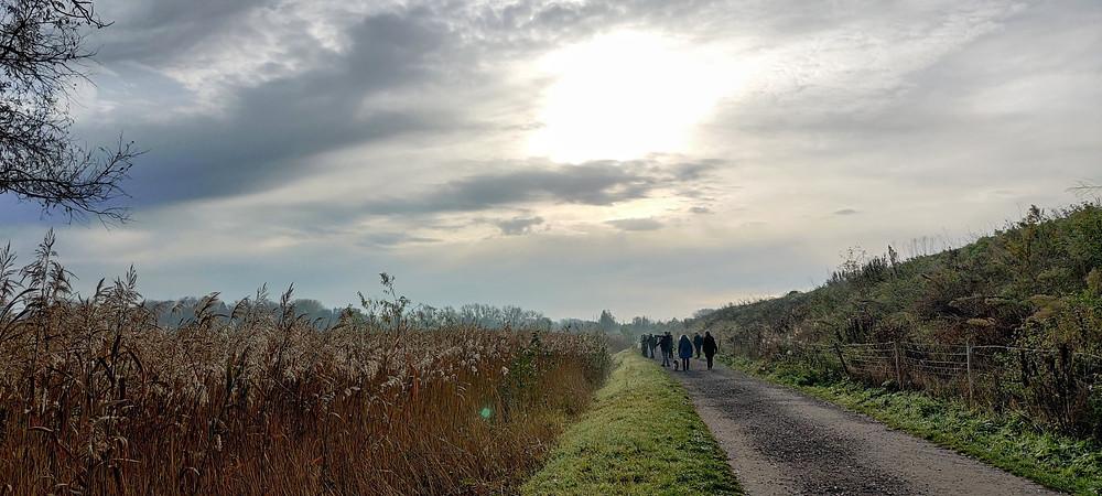 Running in Ghent Beautiful running spot/place