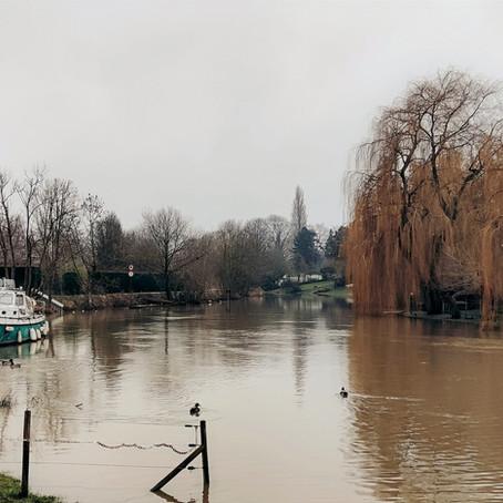 Where the Rivers Meet