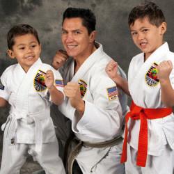 Sensei Richard, Karate and Jiu Jitsu