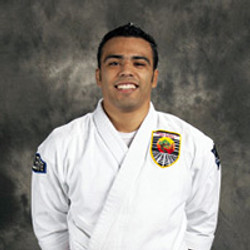 Mr Jose J. Duron, Karate Instructor