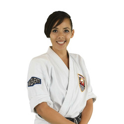 Miss Meka, Karate Instructor