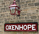 Oxenhope station lamp and sign.jpg