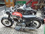 Motorbike Bradford Industrial Museum