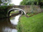 Dowley Gap Changeline Bridge
