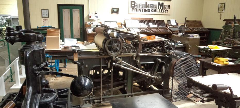 Bradford Museum Print Gallery
