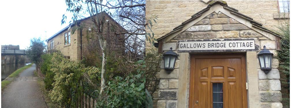 Gallows bridge cottage