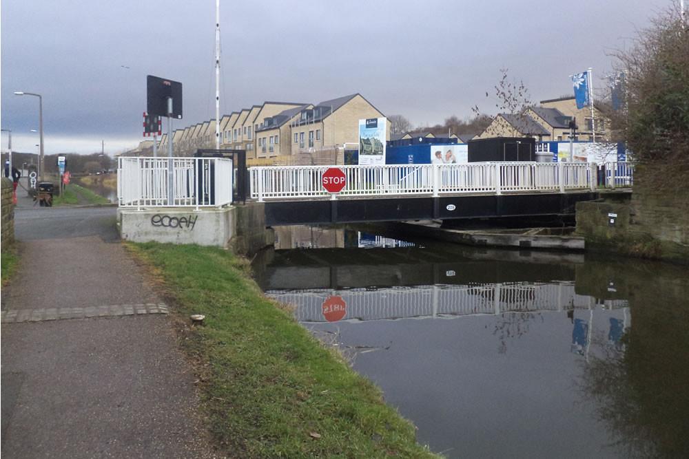 Dock Swing Bridge No 209