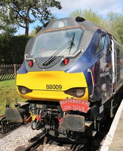 Direct Rail Services Class 88, 88009